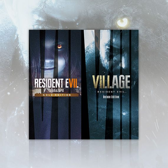Resident Evil 7 and Resident Evil Village Bundle