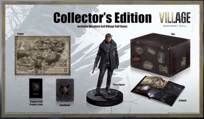 Resident Evil Collector's Edition