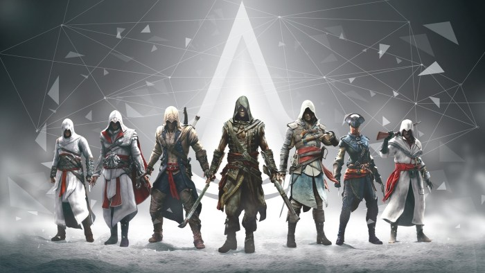 Ubisoft Announces Assassin's Creed Infinity