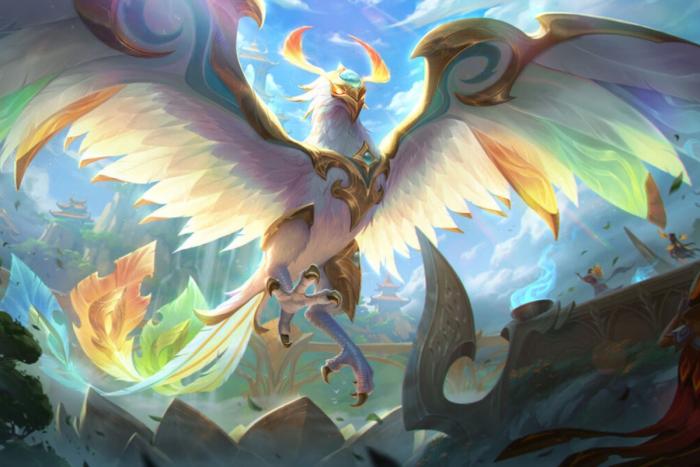league of legends phoenixmancers