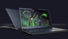 The Cyberpower Tracer III EVO laptop