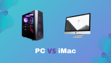 Comparison Gaming PC Vs Gaming console Cyberpower PC