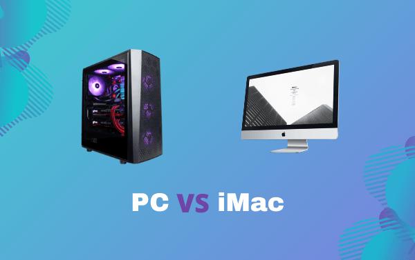 Comparison of Editing PCs: PC Vs iMac