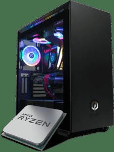 AMD CPU range
