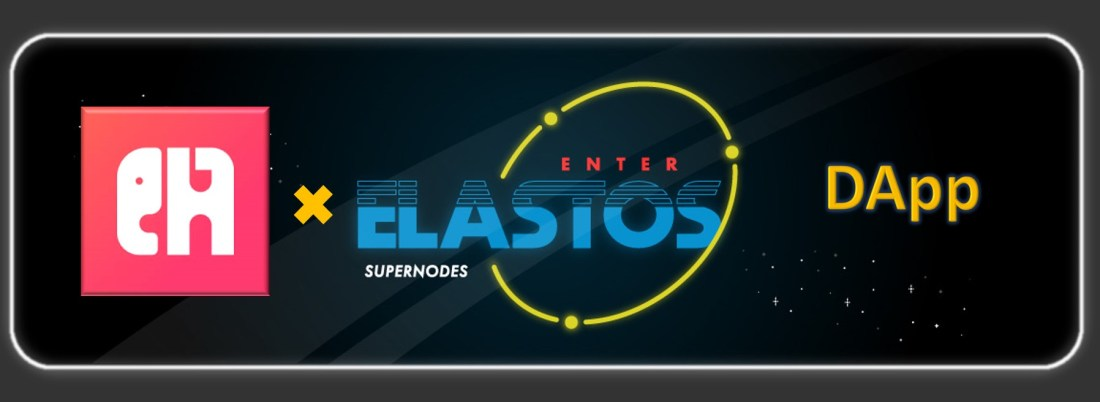 elephant&Enter elastos