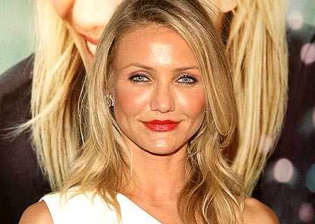 Hollywood actress Cameron Diaz is a typical Twit.