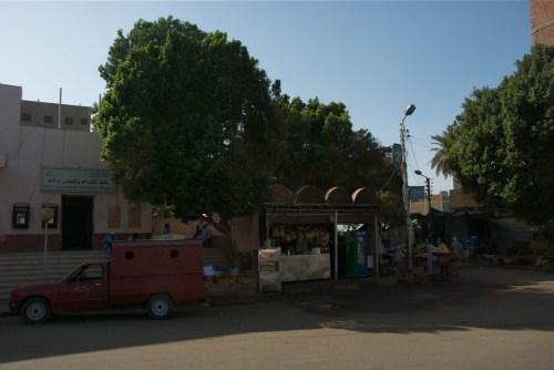 Edfu, Egypte (2009)