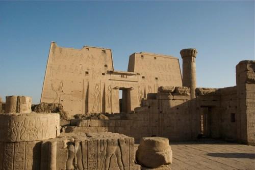 Temple d'Horus @ Edfu, Egypte (2009)