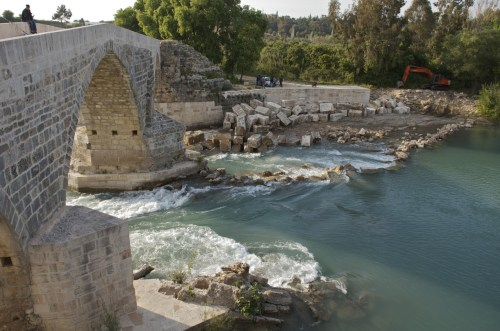 Pont d'Aspendos (Turquie - 14 avril 2013)