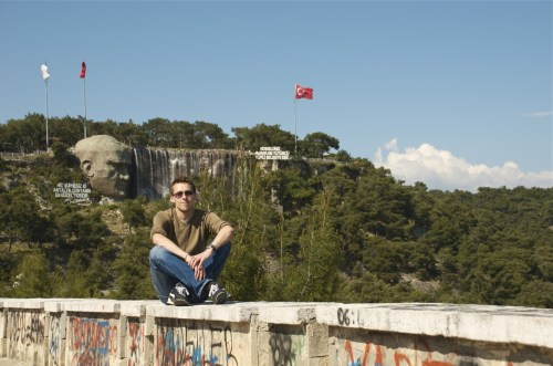 Cascade, Antalya (Turquie - 16 avril 2013)