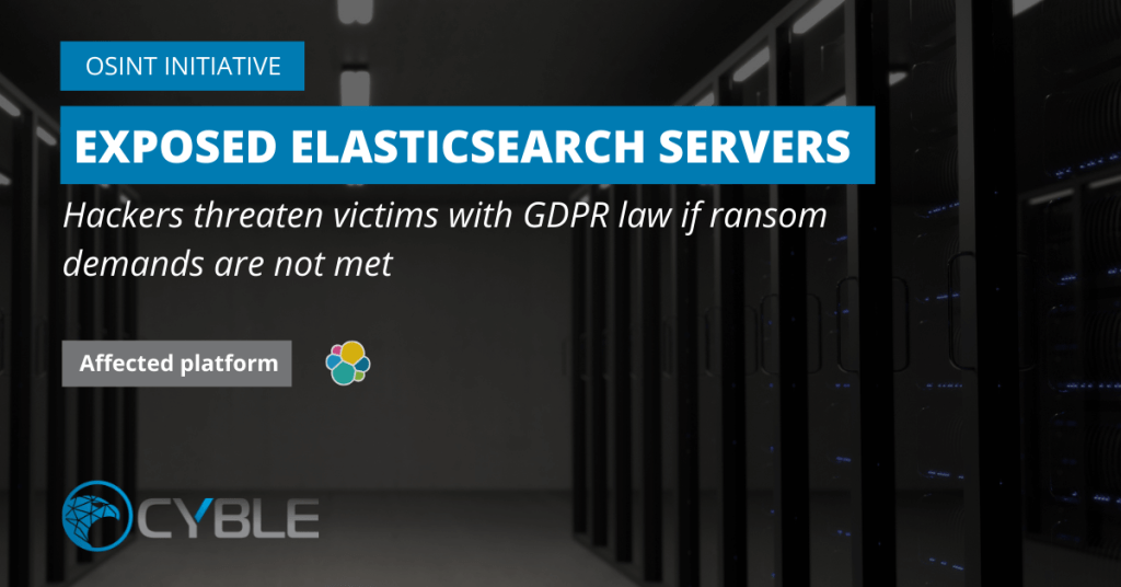 Cyble_Elasticsearch_Ransom_Attack_GDPR