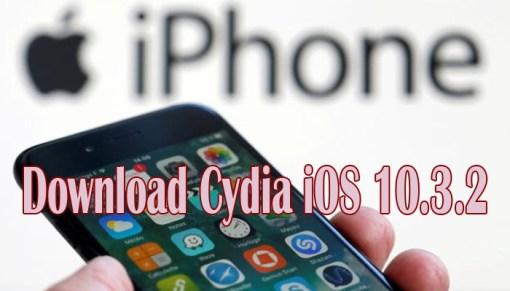 Cydia Download iOS 10.3.2
