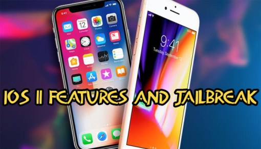 iOS 11 Features and Jailbreak for Cydia download