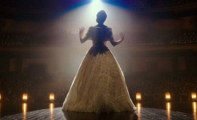 Ms Lind of The Greatest Showman