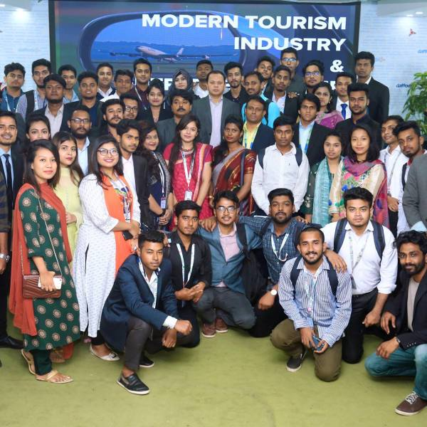 "Special session on ""Modern Tourism Industry and Entrepreneurshi"