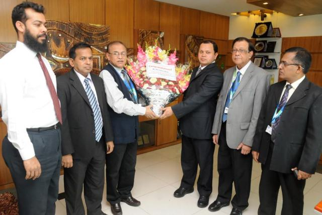 Mr. Md. Sabur Khan, has been elected as the President of Dhaka Chamber of Commerce & Industries (DCCI)
