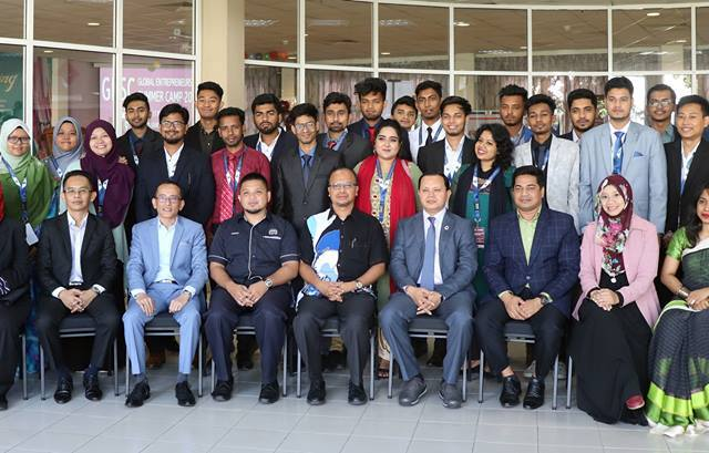 """10 days long """"Global Entrepreneurship Camp 2019"""" jointly organized by USIM, DIU and Perfect Triangle SDN"""