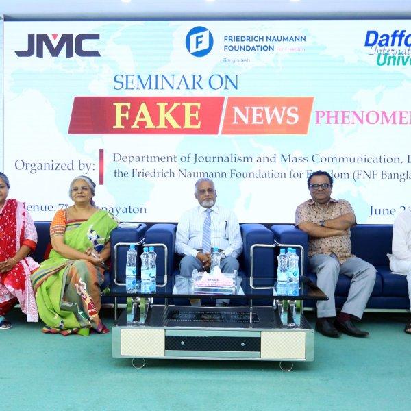 Seminar on Fake News Phenomenon