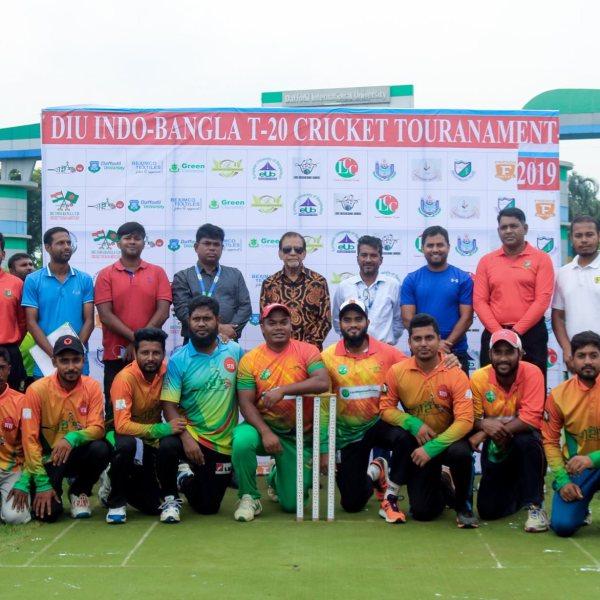 DIU Indo-Bangla T20 Cricket Tournament