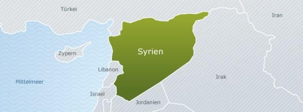 Informationen zu Syrien auf der Webseite des BMZ Bundesministerium für wirtschaftliche Zusammenarbeit und Entwicklung