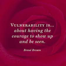 Daring to Own Our Story – Being Vulnerable – Loving
