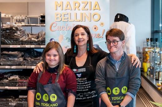 Marzia Bellino solidarietà in cucina cooperativa la quercia onlus