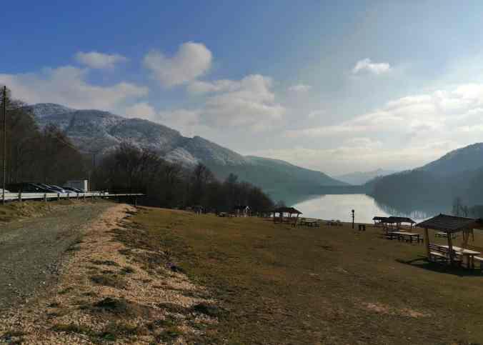 Barajul Paltinu Câmpina