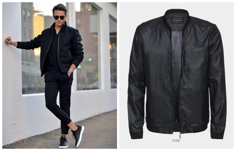 looks casuais masculinos com jaqueta
