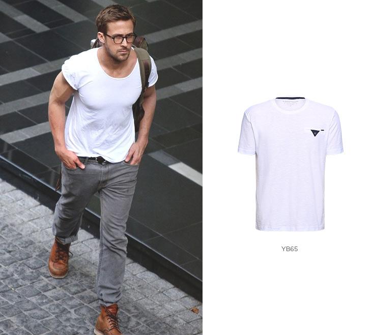 camisetas masculinas para a primavera