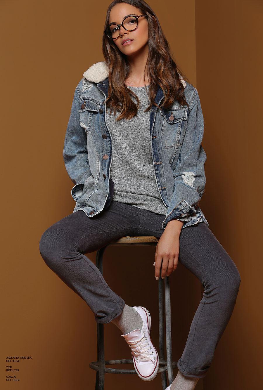 jeans veludo damyller