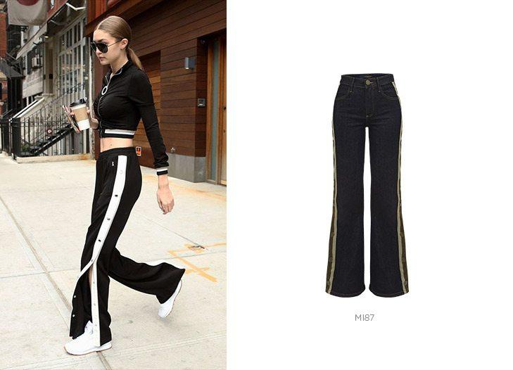 calca jeans esportiva