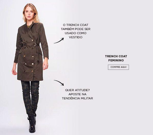 look com trench coat