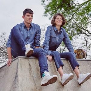 ECODAMYLLER: o jeans com zero descarte de água