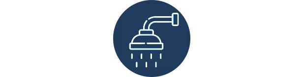 Práticas sustentáveis: No banho