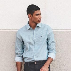 Camisa social com calça jeans: o look para todos os dias
