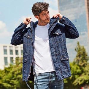 Como usar jaqueta jeans masculina em diversas produções