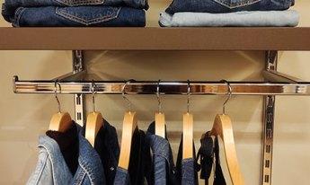 Organizar um guarda-roupa