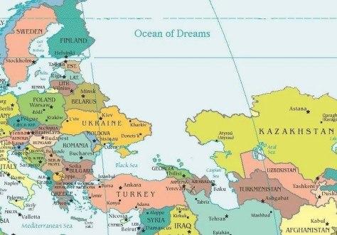 Долгожданный океан