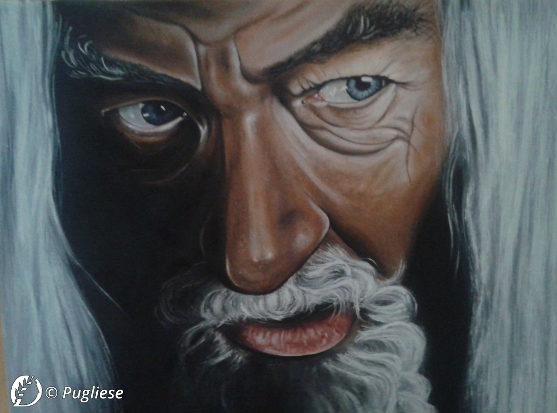 """Dantebus - """"Gandalf"""" Antonio Pugliese"""