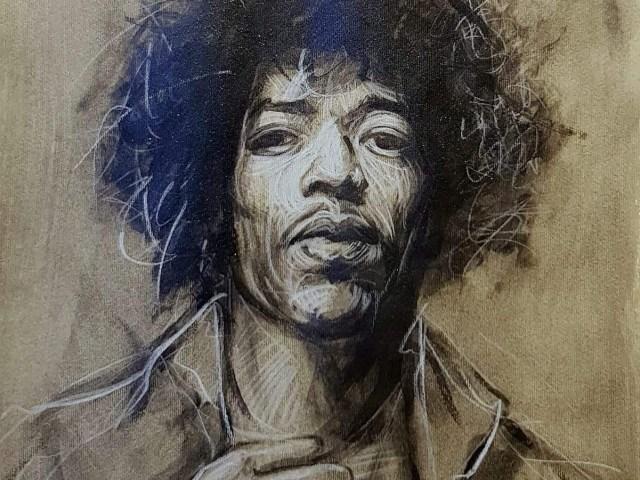 "Dantebus - ""Hendrix"" Beppe Casini"