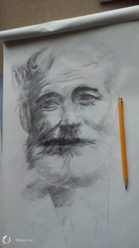 "Dantebus - ""Hemingway"" Maquisse"
