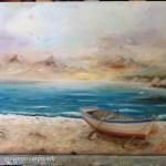 """Dantebus - """"Barca a riposo"""" Giovanni Carparelli"""