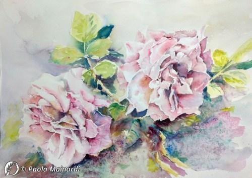 """Dantebus -""""Emozioni in rosa"""" Paola Mainardi"""