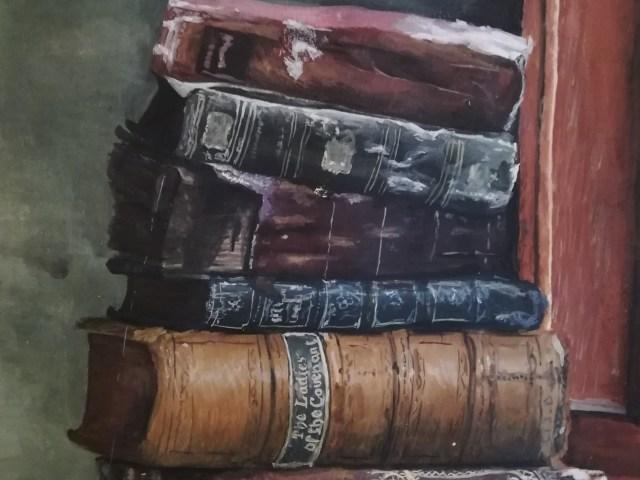 "Dantebus - ""Libri ammunition"" Perunz"