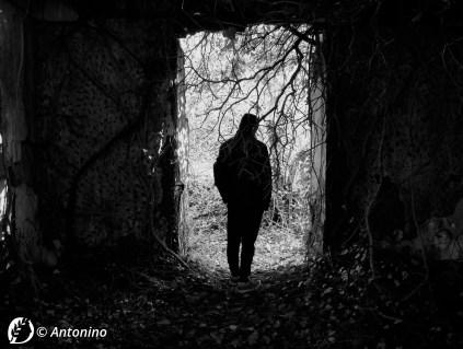 """Dantebus - """"Un passo e cambierà tutto devo trovare il coraggio di farlo"""" Antonino"""