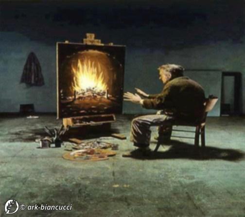 """Dantebus - """"Il potere dell'arte"""" Ark Biancucci"""