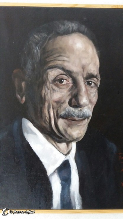 """Dantebus - """"Una dedica a Eduardo"""" Franco Tafuri"""