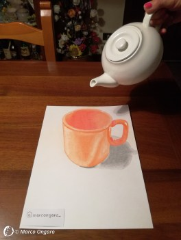"""Dantebus - """"3d cup of the"""" Marco Ongaro"""