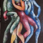 "Dantebus - ""Donne a colori"" Mario Fontana"