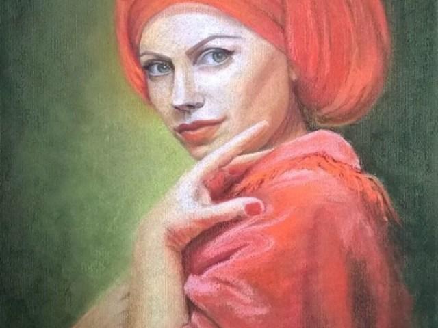 """Dantebus - """"Il rosso"""" Halyna Al"""